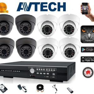 CCTV Package Solution