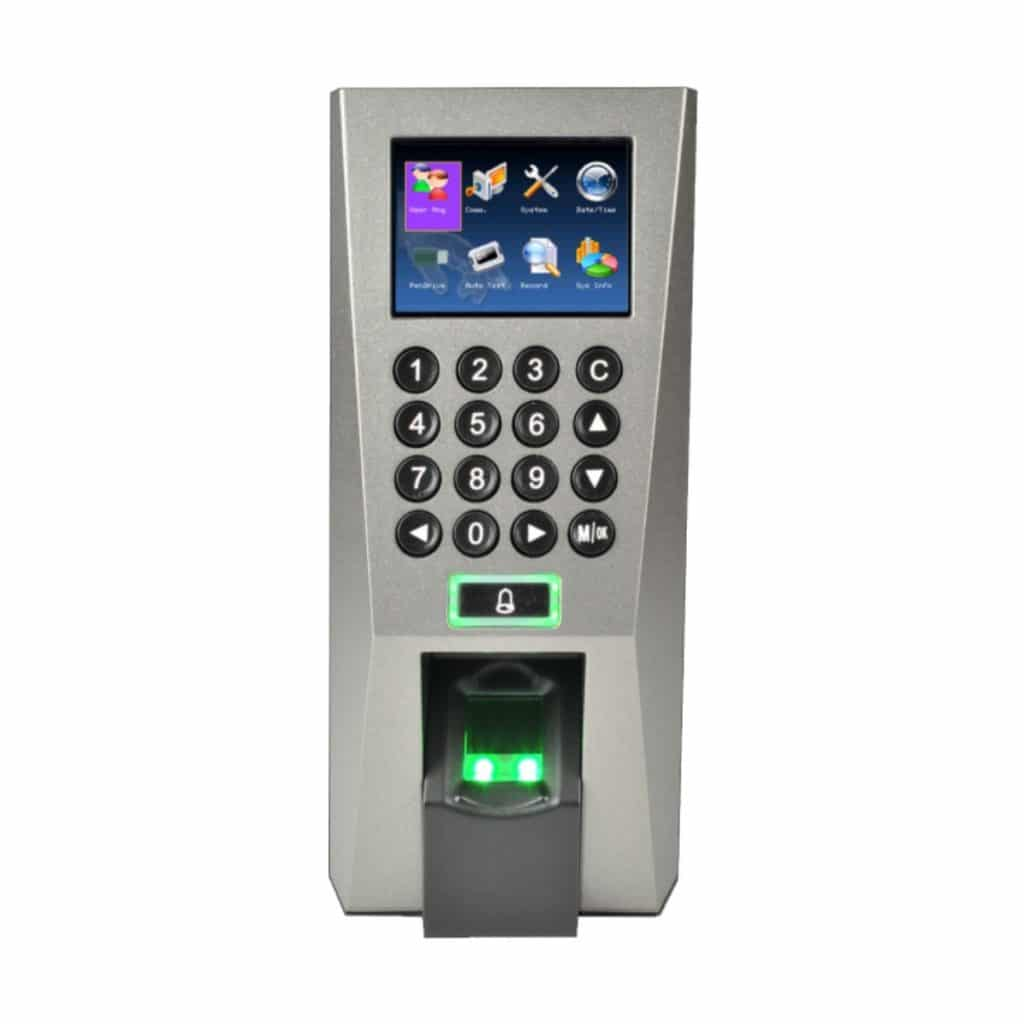 ZK F18 Fingerprint Standalone Access Control and Time Attendance in  Bangladesh